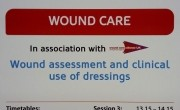 Wound Care Alliance UK at The London Nurse Show.